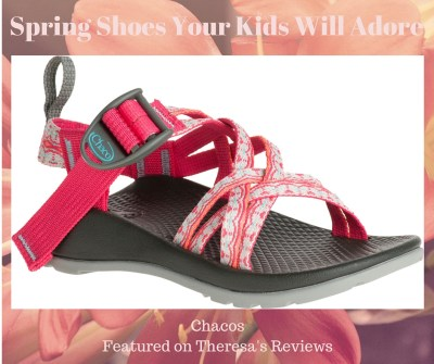 Spring Shoes Your Kids Will Adore - Easter gift guide - gifts for the Easter basket - Featuring @chacos - on Theresa's Reviews