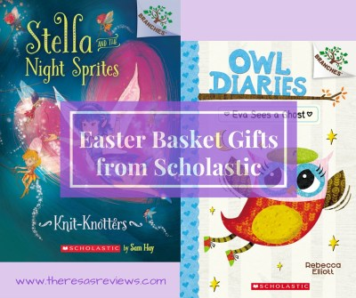 Easter gift guide - gifts for the Easter basket - Featuring @scholastic - on Theresa's Reviews