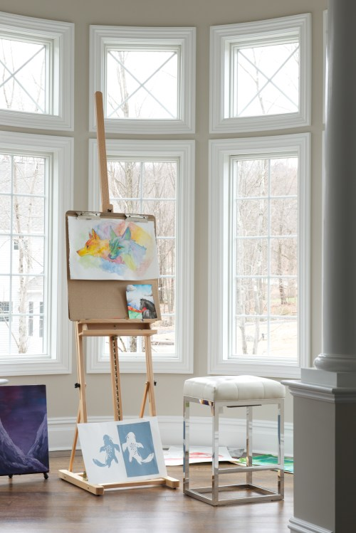 Kids' Art Room Guide: 3 Inspiring Ideas for Making Your Art Space Prettier - Found on www.theresasreviews.com - ©Jane Beiles