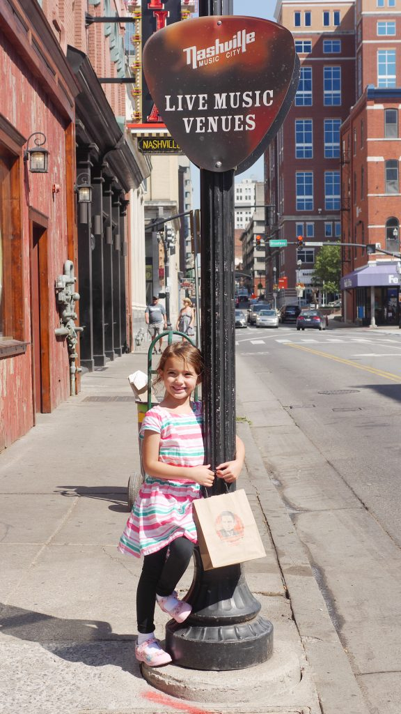 4 Kid-Friendly Places in Downtown Nashville - Souvenir Shops on Lower Broadway  - Theresa's Reviews