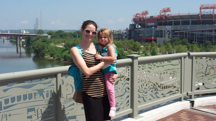 4 Kid-Friendly Places in Downtown Nashville - Nissan Stadium Titans Football  - Theresa's Reviews