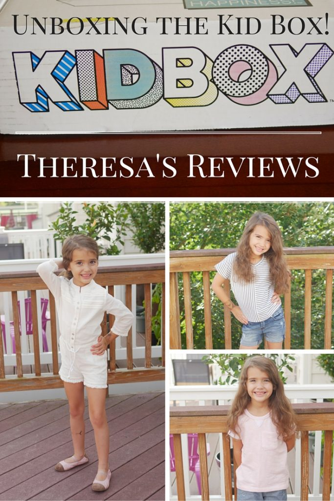 Unboxing the Kid Box! - Featuring @kidbox - Found on www.theresasreviews.com