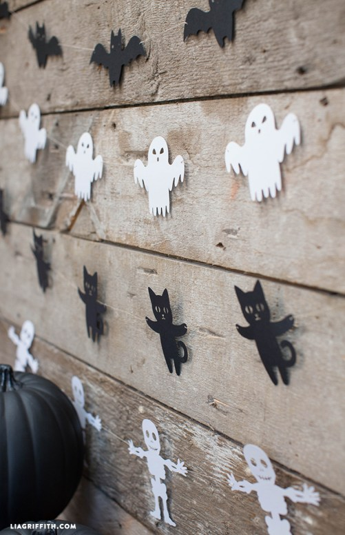 6 Must-Try Halloween Crafts - Found on www.theresasreviews.com - Photo credit: Lia Griffith