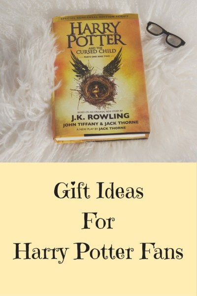 Gifts That Harry Potter Fans Will Love - Found on www.theresasreviews.com