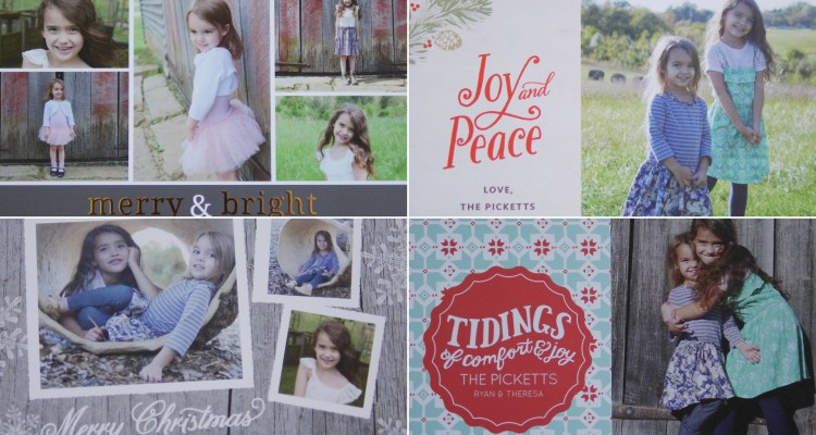 5 Reasons To Plan Your Christmas Cards Early