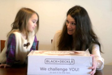 Black & Decker Unboxing Video & Giveaway