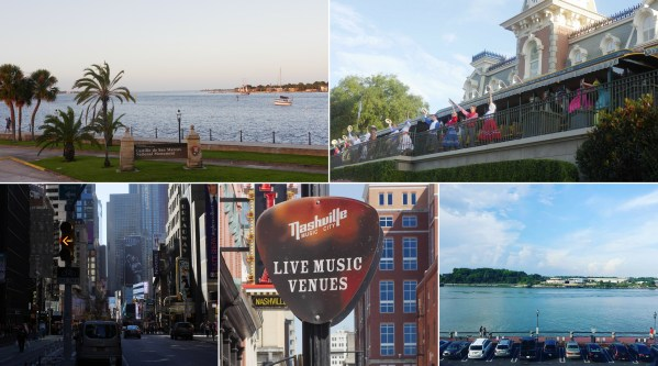 From Nashville to New York and Disney World, Theresa's Reviews shares Top 10 Travel Articles and Travel Tips.