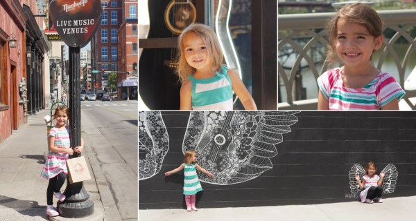 Theresa's Reviews shares her hometown in 4 Kid-Friendly Places in Downtown Nashville
