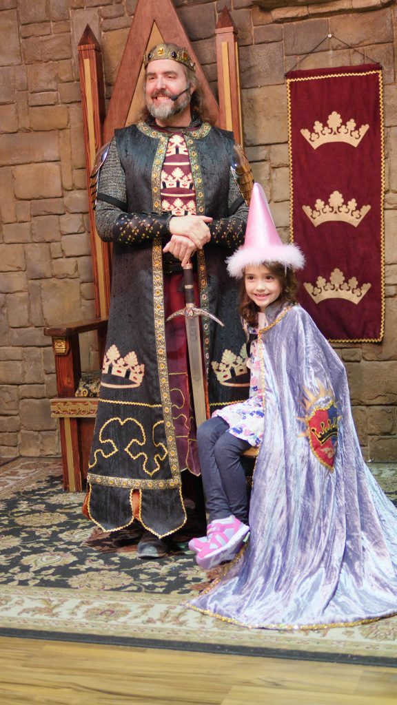 Birthday Magic At Medieval Times - Theresa's Reviews