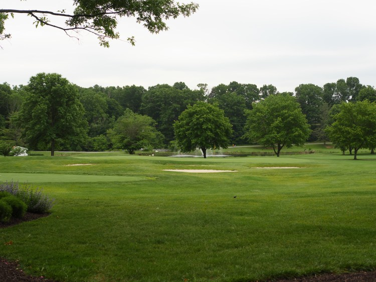 With a 1000 acre golf course, the tranquil view makes Turf Valley Resort a relaxing getaway.