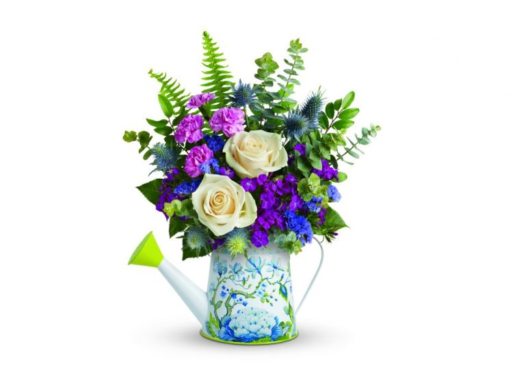 Earthy moms will adore the garden-inspired Splendid Garden Bouquet. - Theresa's Reviews