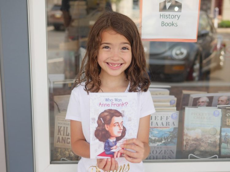 When I shopped for my daughter's summer reading books at Book Warehouse, I was impressed that the owner regularly orders in new books for each season.