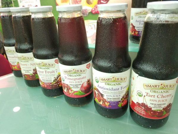 Smart Juice Organic at Natural Products Expo East 2017 - Theresa's Reviews #ExpoEast #ExpoEast2017