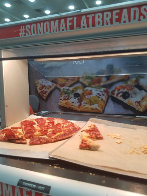 Sonoma Flatbreads at Natural Products Expo East 2017 - Theresa's Reviews #ExpoEast #ExpoEast2017