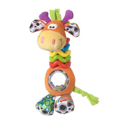 Theresa's Reviews 2017 Christmas Gift Guide For Babies - Playgro My First Bead Buddies Giraffe