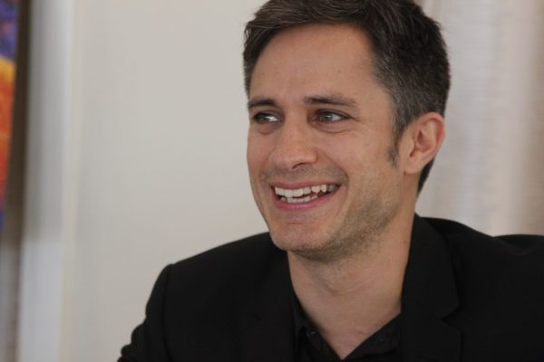 "Gael Garcia Bernal says, ""I think the notion of seizing the moment has been one of the most damaging aspects of western society. It has made us burn the forests that we have in front of us. It has made us live the now as if there was no tomorrow."" Photo credit mamalatinatips.com"