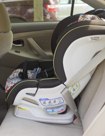 Read not only the car seat manual, but also read the car manual. This will help you find the safest way to install your car seat.