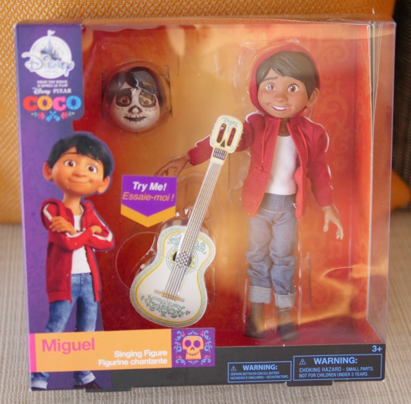Coco Miguel Singing Figure - Theresa's Reviews - 10 Must-Have Disney Pixar Coco Toys #PixarCocoEvent