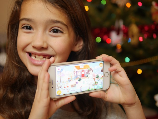 The new American Girl Wellie Wisher Garden Fun app update is available on Apple devices now! An announcement will be made when it is also available on Android.