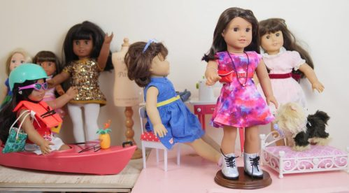 Theresa's Reviews - American Girl Doll Collection