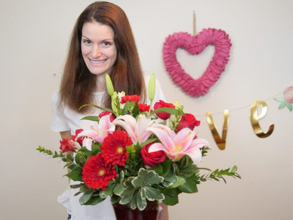 Theresa's Reviews - 3 Tips For Valentine's Day Flower