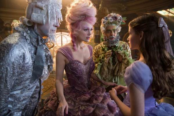The Nutcracker and the Four Realms - Disney 2018 Movie Releases #DisneysNutcracker