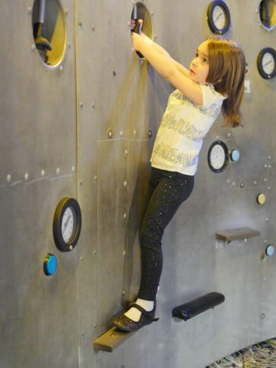 Theresa's Reviews - Climbing Fun Port Discovery www.theresasreviews.com