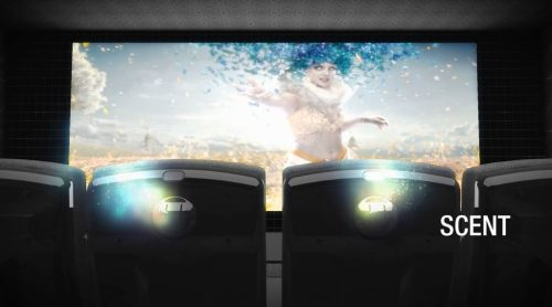 Theresa's Reviews - 4DX movie theaters allow you to experience movies in a whole new way, including with scents!