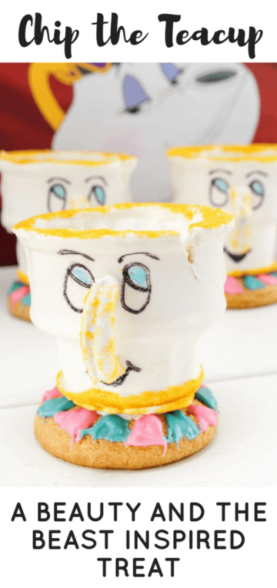 Chip The Teacup Dessert Theresa's Reviews - 2018 Oscar Party Kids Craft And Recipe Ideas