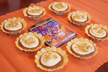 Coco Movie Party Ideas - Theresa's Reviews #CocoBluRay