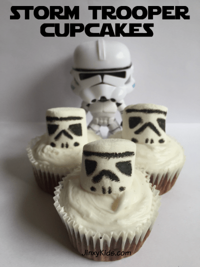 Storm Trooper Cupcakes Theresa's Reviews - 2018 Oscar Party Kids Craft And Recipe Ideas