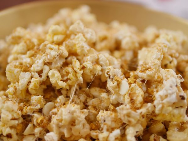 Academy Awards Party Movie Star Popcorn - Movie Night - Movie Party - Theresa's Reviews