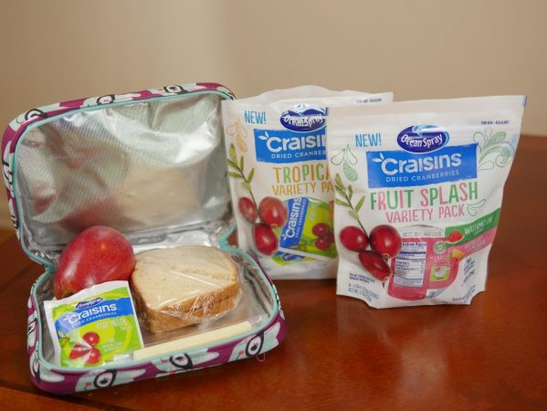 Ocean Spray Craisins® Flavor Adventure comes in two delicious flavors. - Theresa's Reviews