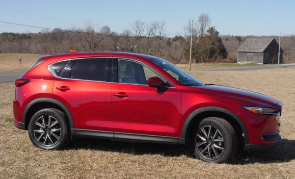 Driving the 2018 Mazda CX-5 - Theresa's Reviews #ad #DriveMazda