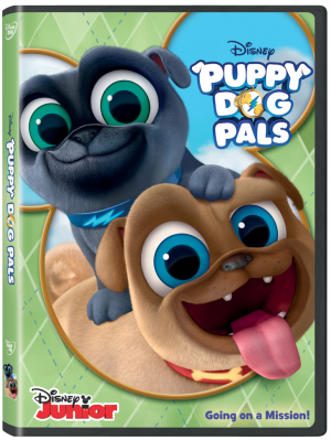 Puppy Dog Pals on Disney DVD April 10th! (& Giveaway) - Theresa's Reviews