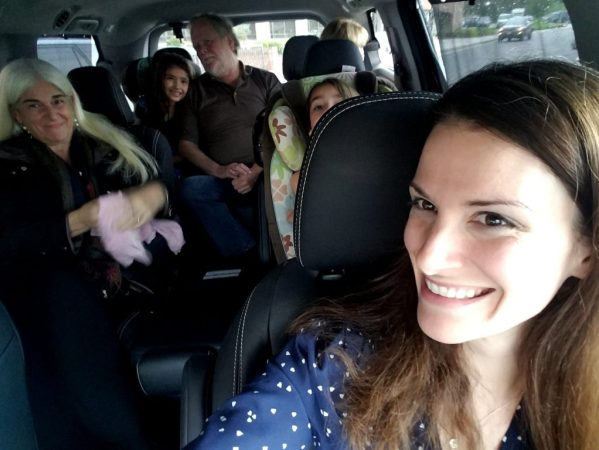 How To Have A Simple Springtime Family Celebration - Theresa's Reviews - 2018 Toyota Sienna