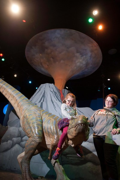 Dinosaurs Are Coming To Port Discovery! & Giveaway - Theresa's Reviews