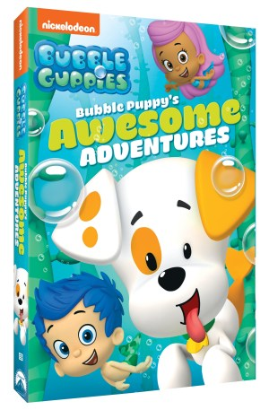 Bubble Guppies: Bubble Puppy's Awesome Adventures DVD & Giveaway - Theresa's Reviews #Nickelodeon
