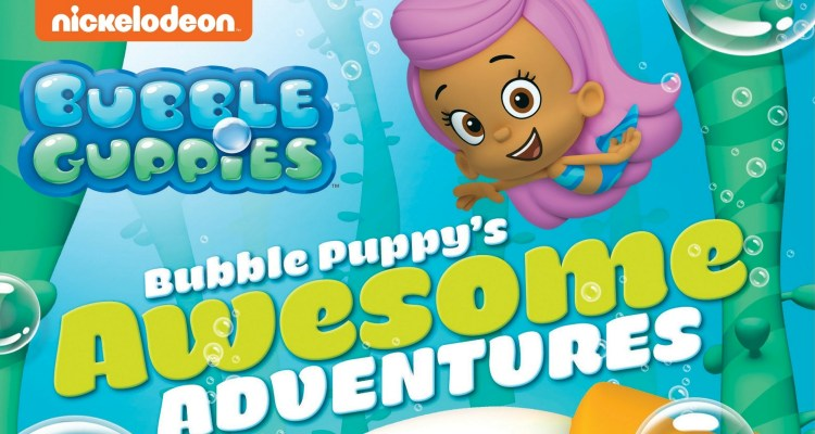 Bubble Guppies: Bubble Puppy's Awesome Adventures DVD