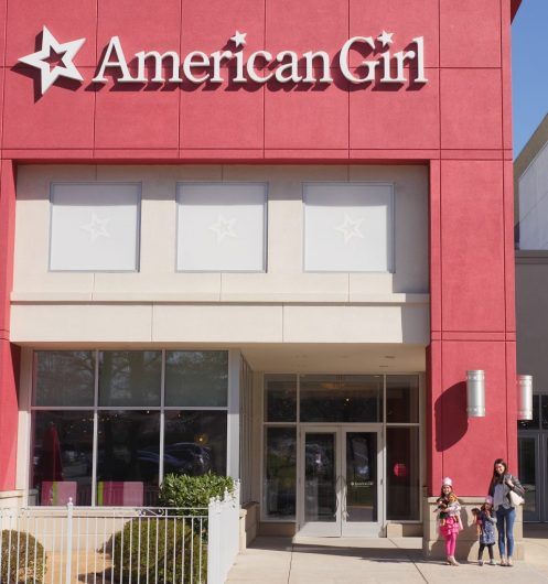 American Girl Store in Tyson's Corner, Virginia - Theresa's Reviews