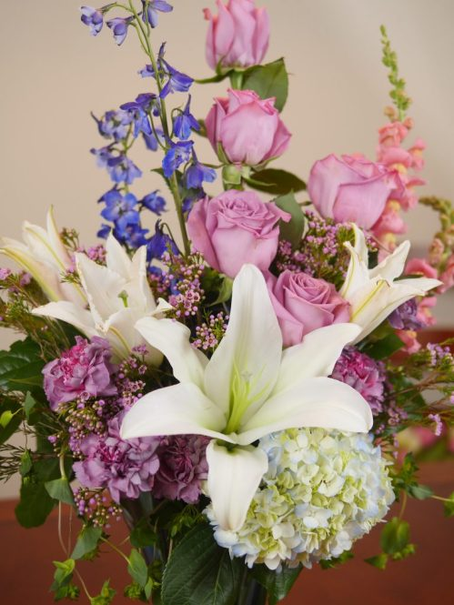 3 Things To Do On Mother's Day - Pirouette Bouquet from Teleflora - Theresa's Reviews