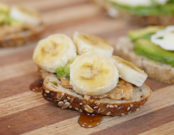 Banana Honey Avocado Toast - Theresa's Reviews