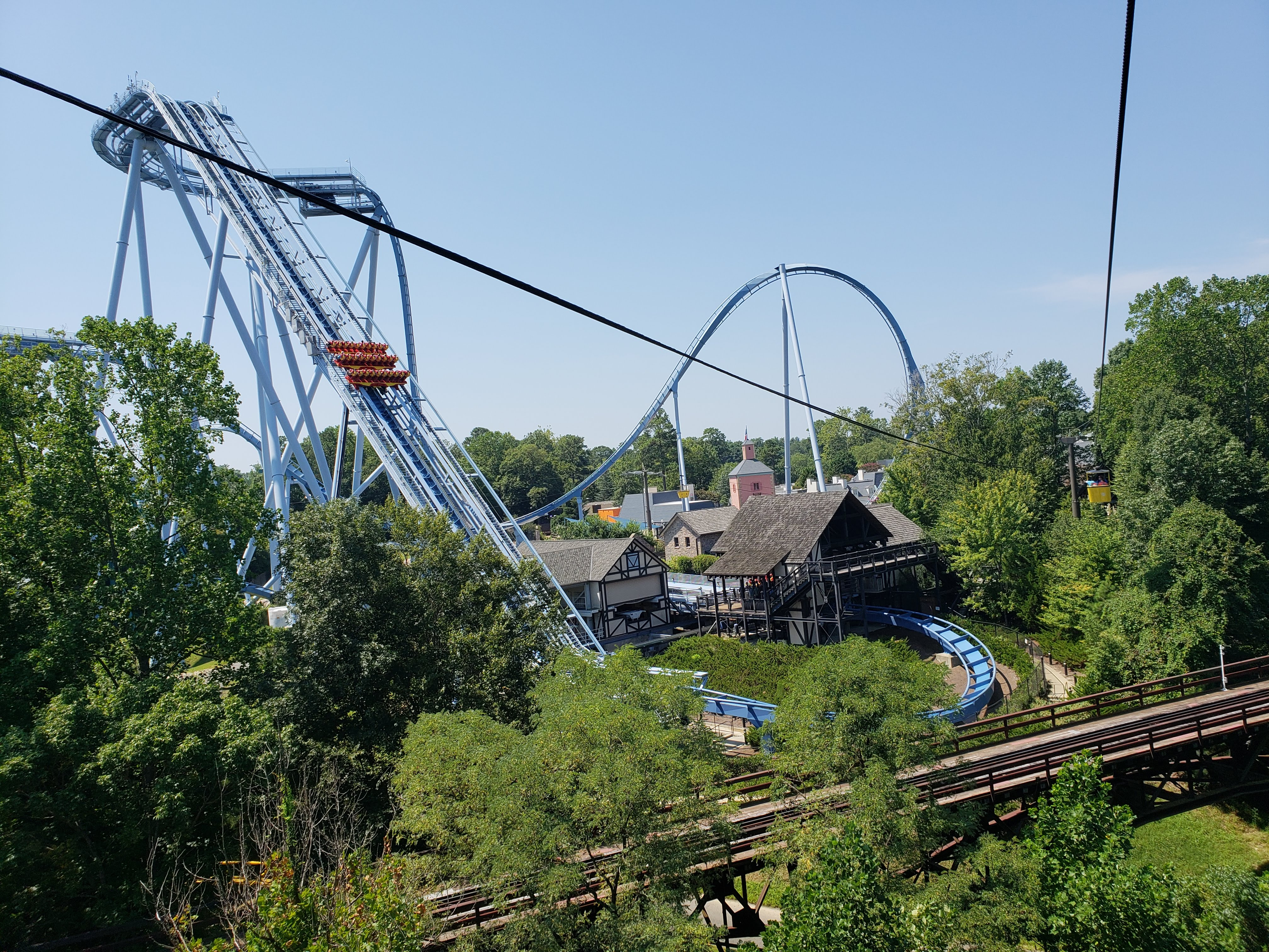 Family Vacation To Busch Gardens Williamsburg In Summer   Theresau0027s Reviews