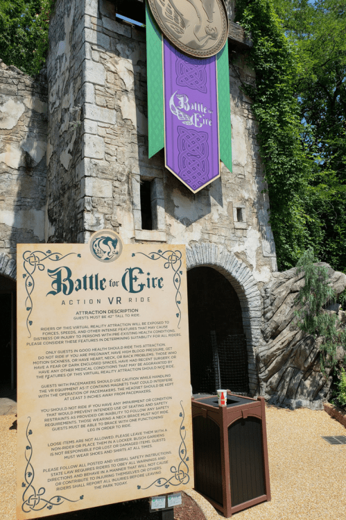 Family Vacation To Busch Gardens Williamsburg In Summer - Theresa's Reviews