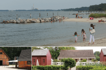 Family Getaway To America's Historic Triangle in Virginia - Yorktown Beach, Jamestown, Colonial Williamsburg - Theresa's Reviews