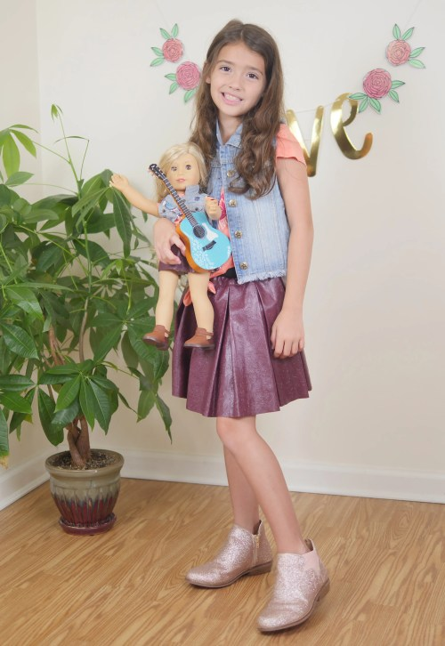 Back To School Clothes Shopping With American Girl - Theresa's Reviews