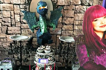 Disney Descendants Party Ideas - Theresa's Reviews