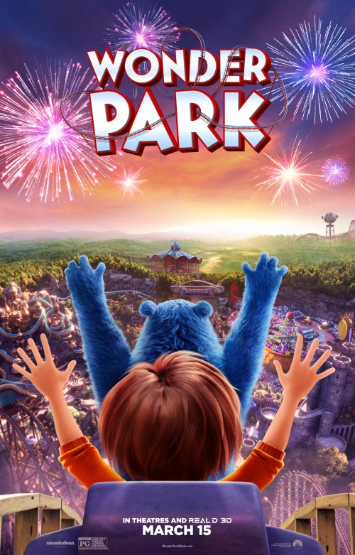 Wonder Park Screening Giveaway! Theresa's Reviews