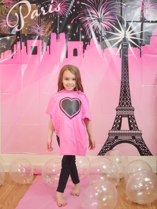 Oh La La! The Perfect Paris Birthday Party - Theresa's Reviews