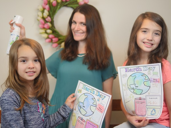 #ad Celebrating Earth Day with the Light Fresh Scent of Febreze ONE - Theresa's Reviews #FebrezeFreshForce